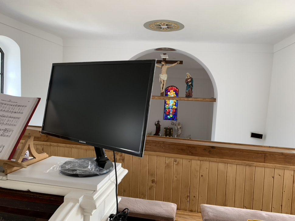Kostol monitor